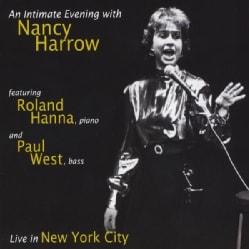 NANCY HARROW - INTIMATE EVENING WITH NANCY HARROW
