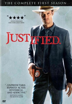 Justified Season One (DVD)