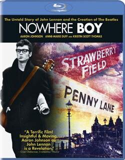 Nowhere Boy (Blu-ray Disc)