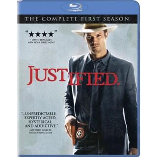 Justified: Season One (Blu-ray Disc) 7509903