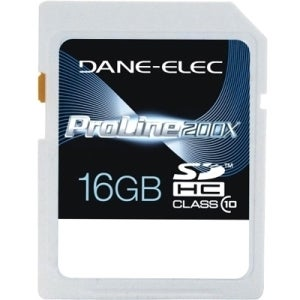 Dane-Elec DASD1016GC 16 GB Secure Digital High Capacity (SDHC)