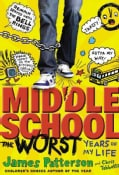 Middle School, the Worst Years of My Life (Hardcover)