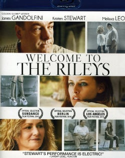 Welcome to The Rileys (Blu-ray Disc)