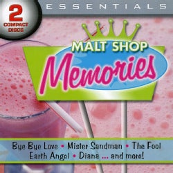 ESSENTIALS: MALTSHOP MEMORIES - ESSENTIALS: MALTSHOP MEMORIES