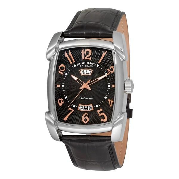 Stuhrling Original Men's The Madison Automatic Classic Watch