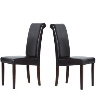 Warehouse of Tiffany Brown Dining Chairs (Set of 2)