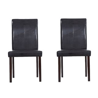 Warehouse of Tiffany Brown Dining Room Chairs (Set of 4)