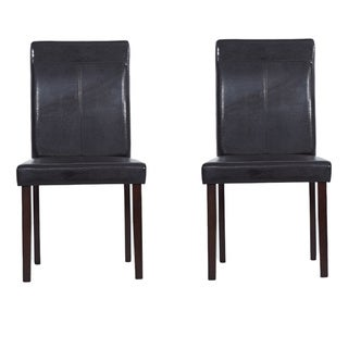Warehouse of Tiffany Brown Dining Room Chairs (Set of 2)