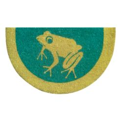 Frog Coir Door Mat (30 x 18)
