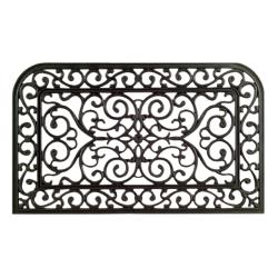 Monarch Rubber Abstract Door Mat (30 x 18)