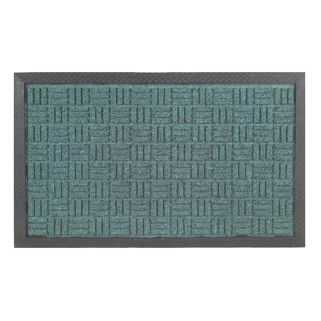 Synthetic Green Door Mat (30 x 18)