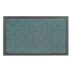 Synthetic Green Door Mat (30 x 18)