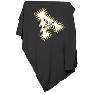 Appalachian State Sweatshirt Blanket