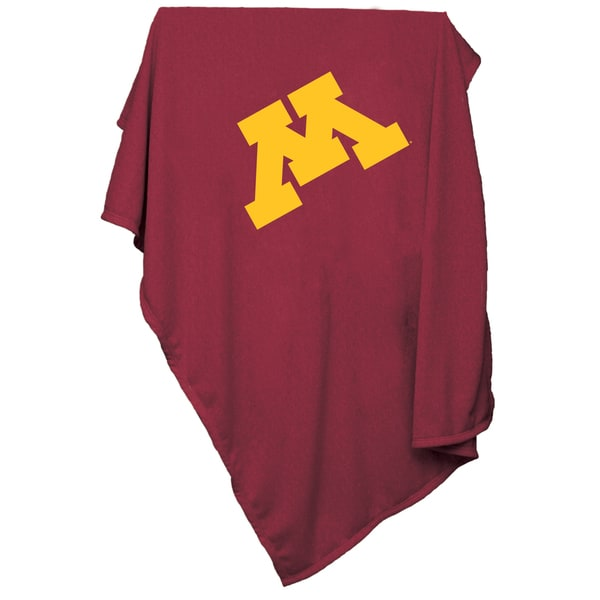 University of Minnesota Sweatshirt Blanket