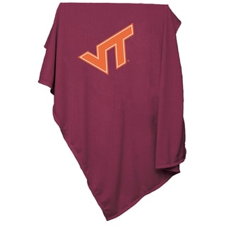 VA Tech Sweatshirt Blanket