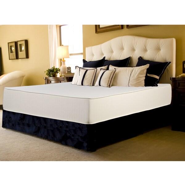 Select Luxury Reversible 12-inch Queen-size Foam Mattress