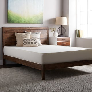 Select Luxury Reversible Firm 10-inch Queen-size Foam Mattress