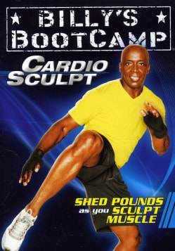 Billy Blanks: Boot Camp Cardio Sculpt (DVD)