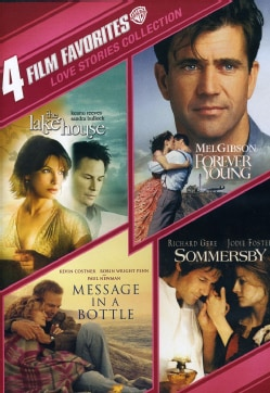 4 Film Favorites: Love Stories (DVD)