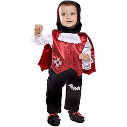 Dress Up America Kid's Vampire Costume