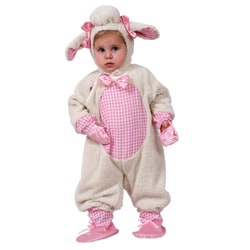 Dress Up America Girl's 3-piece Grazing Lamb