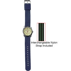 Dakota Unisex Nylon Interchangeable Band Watch