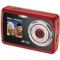 Bell + Howell 12MP Red 2-view Digital Camera