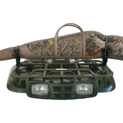 ATV Tek FlexGrip Pro Single Gun and Bow Rack