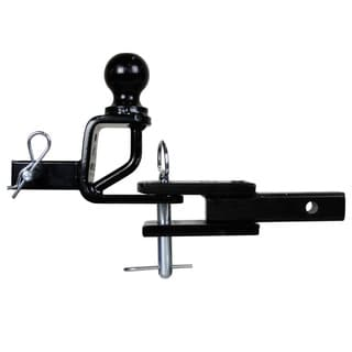 ATV Tek Trio HD Hitch with Ball Mount