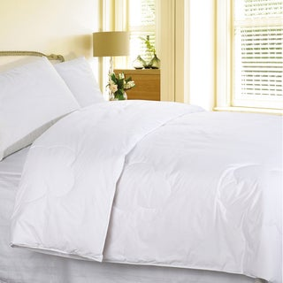 Cotton Loft White Down Alternative Medium Warmth Comforter