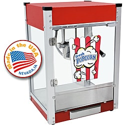 Paragon Cineplex Red 4-oz Popcorn Machine