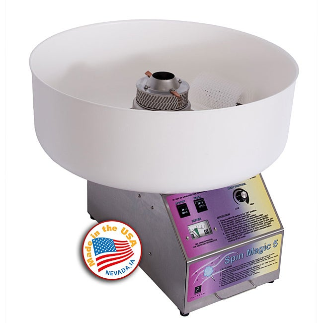Paragon Spin Magic Plastic Bowl Cotton Candy Machine at Sears.com
