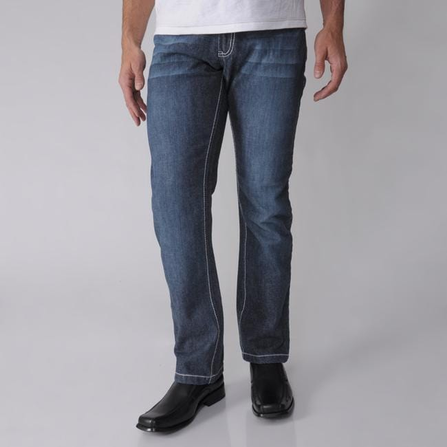Gioberti by Boston Traveler Men's Straight Leg Jeans