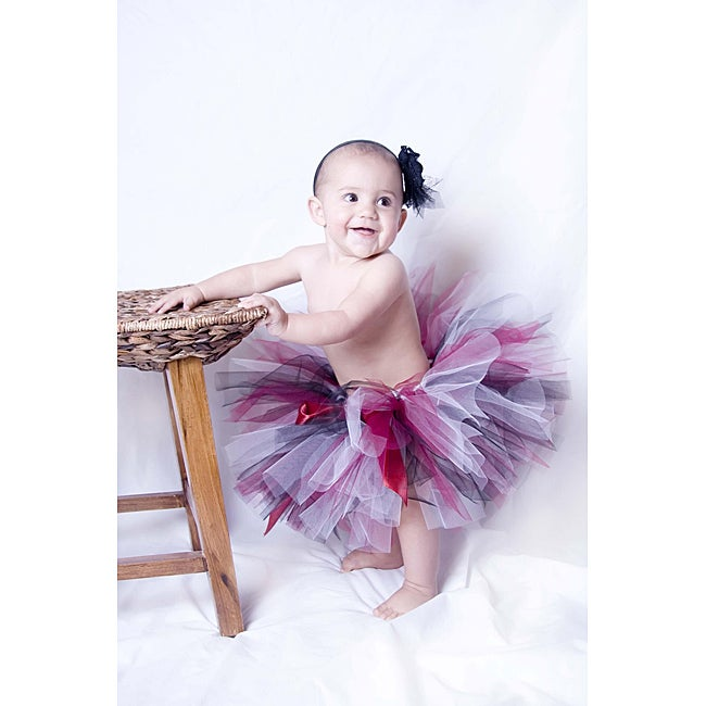 Baby Girls' Tulle Christmas Tutu