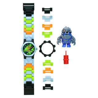 LEGO Kids' Power Miner Watch