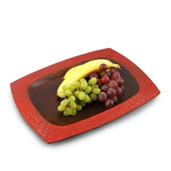 Mango Wood Brick Serving Platter (Thailand)