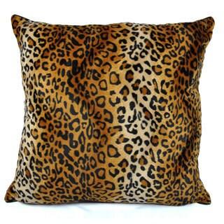 Cheetah Euro Pillow
