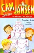 Cam Jansen and the Wedding Cake Mystery (Paperback)