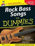 Rock Bass Songs for Dummies (Paperback)