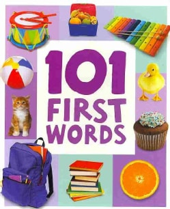 101 First Words (Board book)