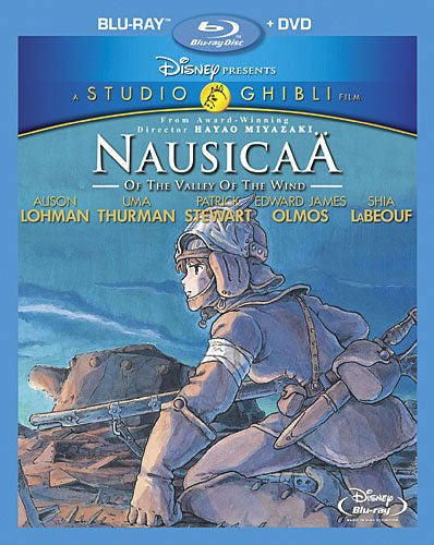 Nausicaa of the Valley of the Wind (Blu-ray/DVD)