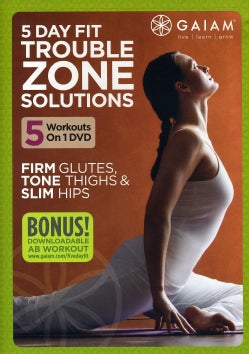 5 Day Fit: Trouble Zone Solutions (DVD)