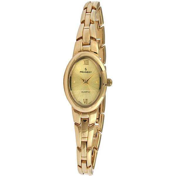 Peugeot Women's Goldtone Watch