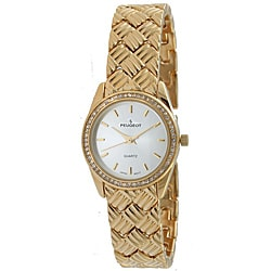 Peugeot Women's Goldtone Stainless-Steel Watch