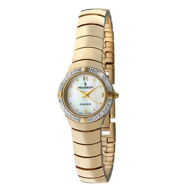 Peugeot Women's Diamond-accented Watch