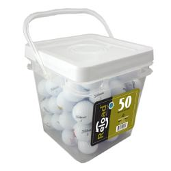 Titleist NXT 50-count Recycled Golf Balls