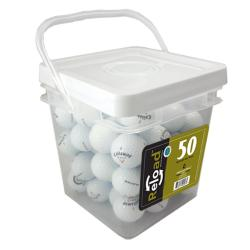 Callaway HX Hot 50-count Recycled Golf Balls