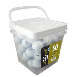 Bridgestone B330-RX 50-count Recycled Mid-Grade Golf Balls
