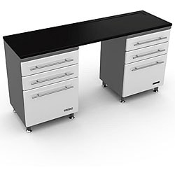 Ulti-Mate Storage Starfire 3-piece Desk-like Cabinet Kit