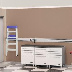 Ulti-MATE Storage Starfire 4-piece Cabinet Kit